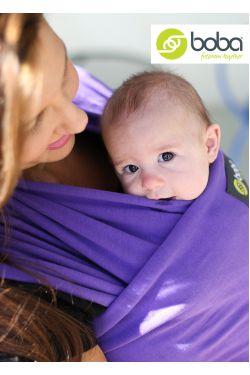 слинг-шарф Boba Wrap Purple
