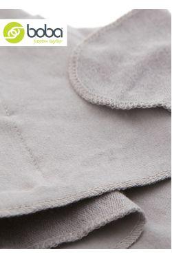 Трикотажный слинг шарф Boba Wrap расцветка Gray