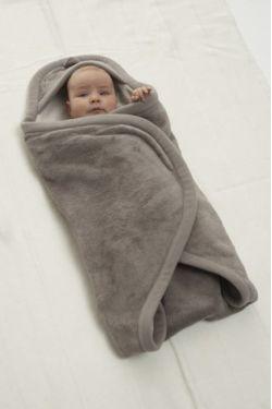 флисовое конверт-одеяло