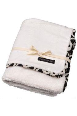 Petunia одеяло для новорожденных Licorice Blossom