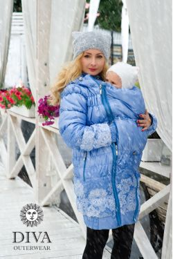 Слингокуртка зимняя Diva Outerwear Celeste