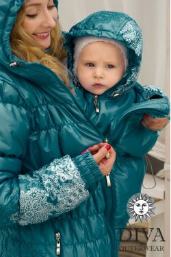 Слингокуртка зимняя Diva Outerwear Mare