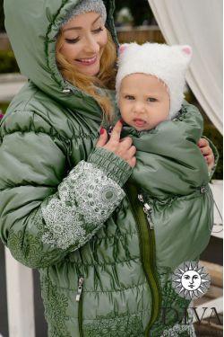 Слингокуртка зимняя Diva Outerwear Pino
