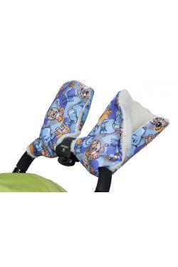 муфта рукавички для коляски сафари