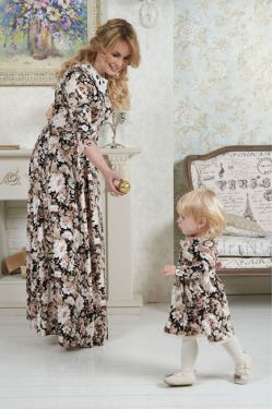 платья Family Look