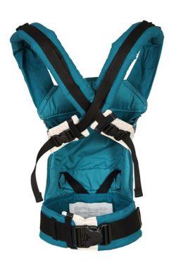 Эрго-рюкзак Мандука NewStyle Petrol (Бирюзовый)1