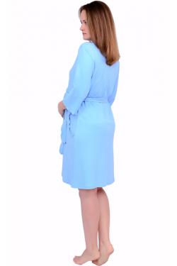 Халат для беременных Л068