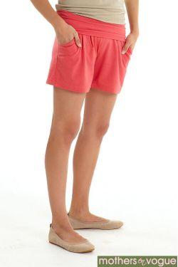 Шорты Mothers en Vogue Jersey Knit, цвет красный