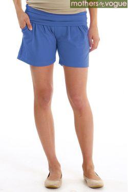 Шорты Mothers en Vogue Jersey Knit, цвет синий