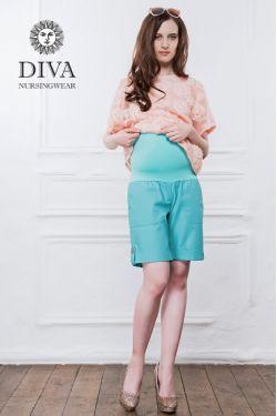 Шорты Diva Nursingwear Deborah, Menta