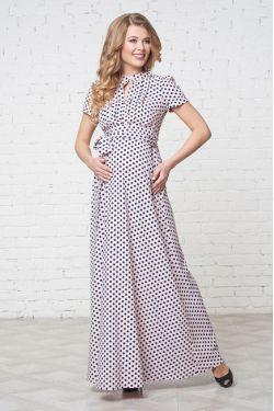 """Платье для кормящих мам """"Матера"""""""