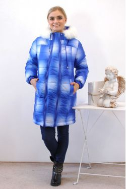 Зимняя куртка для беременных ДБ-777 В