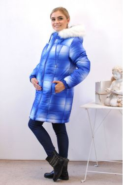 Зимняя куртка ДБ-777 В