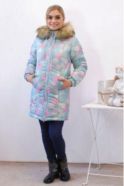 Зимняя куртка для беременных ДБ-777 СС