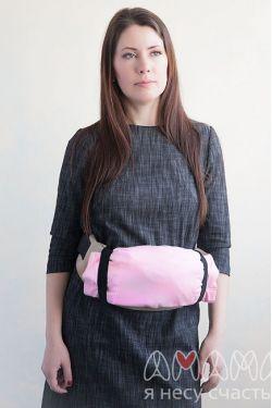 "Слинг-рюкзак Амама ""Легкий""2"