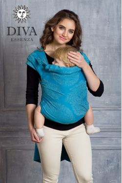 Май-слинг Diva Essenza Lago, Toddler