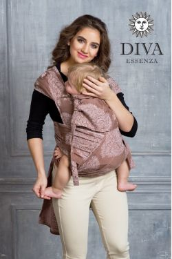 Май-слинг Diva Essenza Moka, Toddler
