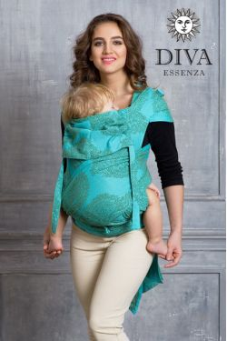 Май-слинг Diva Essenza Menta, размер Toddler