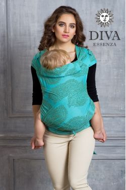 Май-слинг Diva Essenza Menta, Toddler