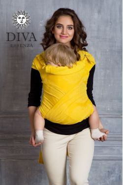 Май-слинг Diva Essenza Limone, Toddler