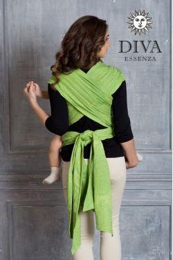 Май-слинг Diva Essenza Erba, размер Toddler 2