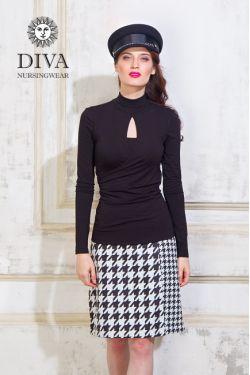 Топ для кормящих Diva Nursingwear Maura, Nero
