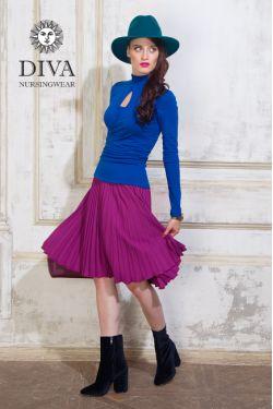 Топ для беременных Diva Nursingwear Maura, Azzurro