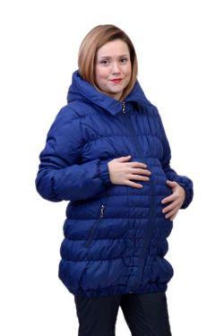 Куртка зимняя Майя синяя