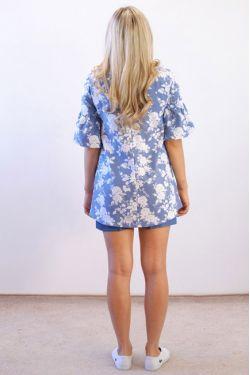 Блуза для беременных У-1001 ГР