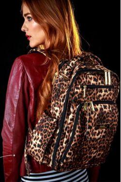 Рюкзак для мамы Ju-Ju-Be Be Right Back Legacy Queen of the Jungle