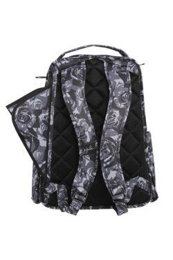 Сумка-рюкзак JU-JU-BE Be Right Back Black Petals