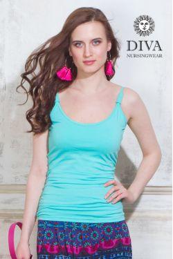 Топ для кормящих и беременных Diva Natale, цвет Menta
