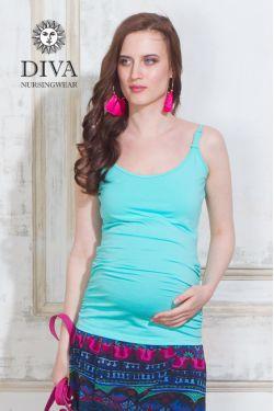 Топ для кормления Diva Natale, цвет Menta