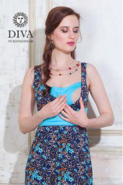 Сарафан для кормящих Diva Nursingwear Alba Maxi, Primavera