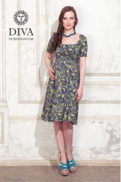 Платье для кормящих Diva Nursingwear Stella, Giardino