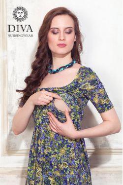 Платье для беременных Diva Nursingwear Stella, Giardino