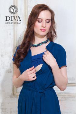 Платье для кормления Diva Nursingwear Gemma, цвет Notte