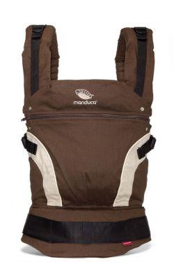 Эргономичный рюкзак Manduca, First brown (коричневый)