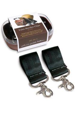 Крепления для коляски к сумке Petunia, золото
