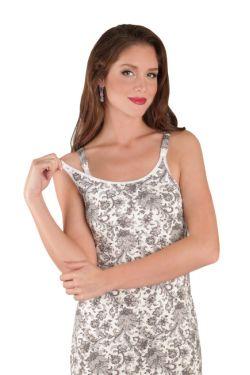 """Ночная сорочка для кормления """"Ева"""" 501-08"""