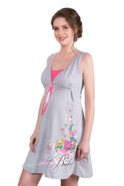 Ночная сорочка мамалайн 503-02