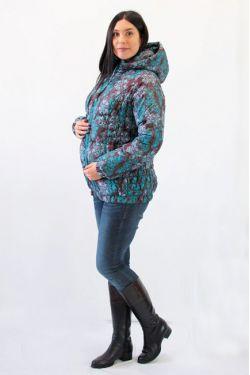 куртка для беременных демисезонная В-12.3 ИЗ