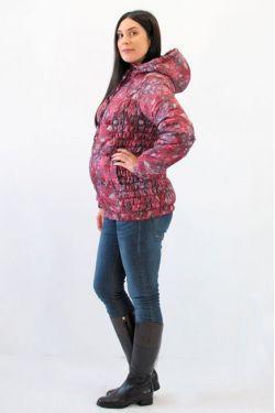 куртка для беременных демисезонная В-12.4 КЗ