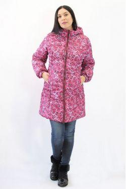 Зимняя куртка для беременных  Д-2.2 БУ