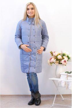 Пальто демисезонное для беременных Д-2054С