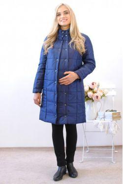 Пальто демисезонное для беременных Д-2054ТС