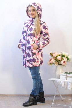 куртка для беременных демисезонная Д-706.1 КМ