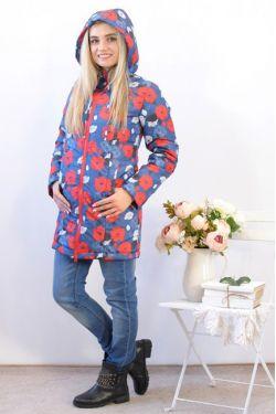 куртка для беременных демисезонная Д-706.2 СМ