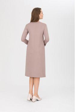 """Платье для кормящих """"Богема"""" бежевое"""