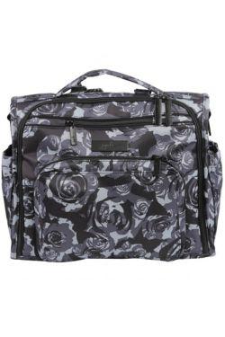 Сумка рюкзак для мамы Ju-Ju-Be B.F.F. Black Petals
